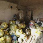 Ceva: rifiuti abbandonati in una casa in ristrutturazione
