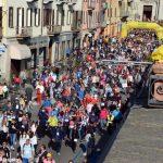 Superstrabra: in 3.300 hanno affollato la città