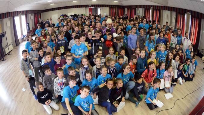 Un bel convegno diocesano per i ragazzi dell'Acr 10