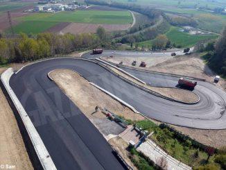 Lavori conclusi sulla strada del Bergoglio a Roreto: riapre nella serata di giovedì 18 aprile