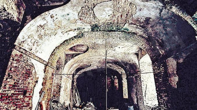 Rinascono le cantine sabaude del castello di Govone