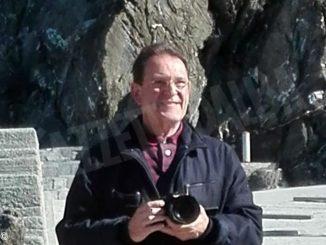 Il giornalista roerino Fabrizio Salce premiato al Vinitaly