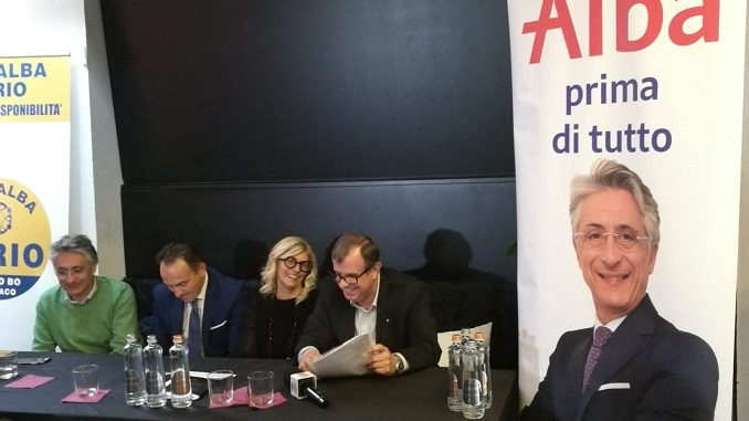 Liliana Allena candidata con la lista civica Per Alba Cirio 1