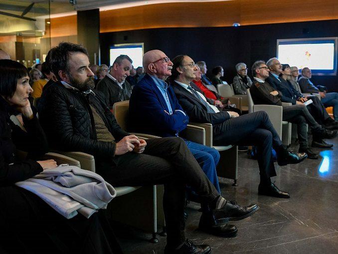 """Sala gremita per la serata """"Sembra solo ieri"""" in Fondazione Crc 1"""
