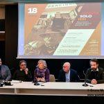 """Sala gremita per la serata """"Sembra solo ieri"""" in Fondazione Crc"""