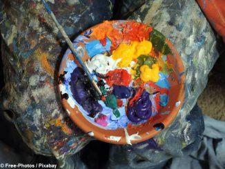 Le confidenze di un'artista all'associazione Albedo di Bra