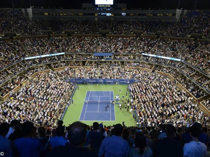 tennis stadio indoor