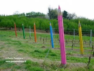"""Le vigne """"a colori"""" dei produttori priocchesi"""
