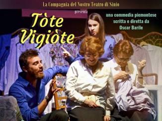 """Il gruppo Antichi mestieri raccoglie fondi per le missioni con """"Tòte Vigiòte"""""""