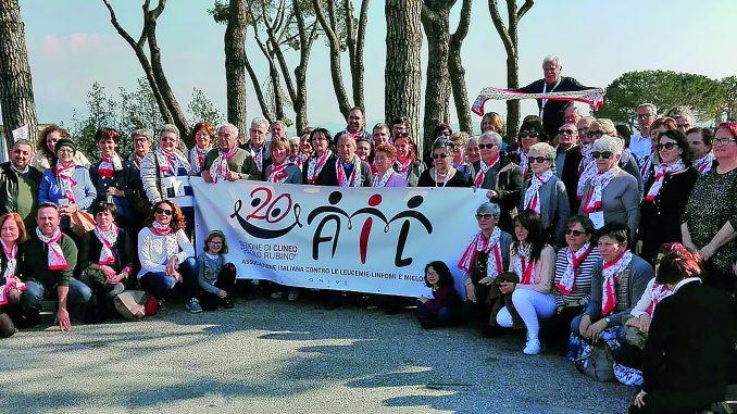 L'Ail di Cuneo festeggia i vent'anni di attività con una mostra e un libro