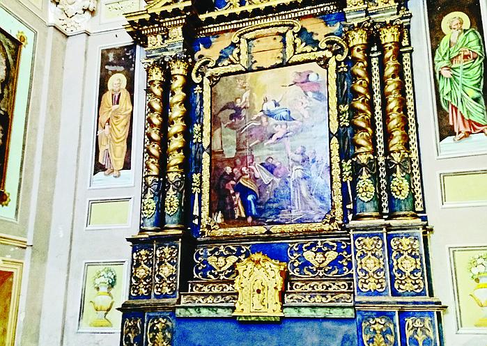 Altare Monteu