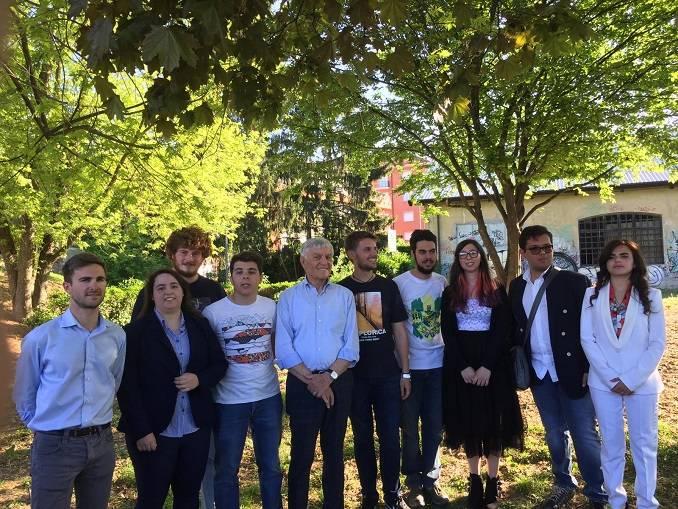Cervella, con la coalizione di centrosinistra, apre una nuova sede in corso Piave