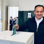 Elezioni regionali: i dati alle 17.30, Cirio al 48%