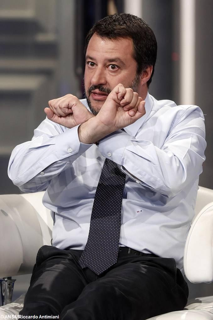 Editoriale sciortino_Salvini_Ansa_Antimiani