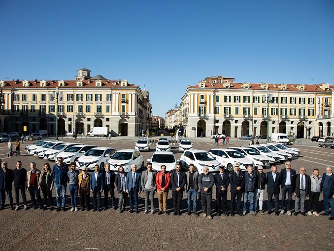 Fondazione Crc auto elettriche