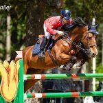 Il cavaliere guarenese François Spinelli vince in Olanda