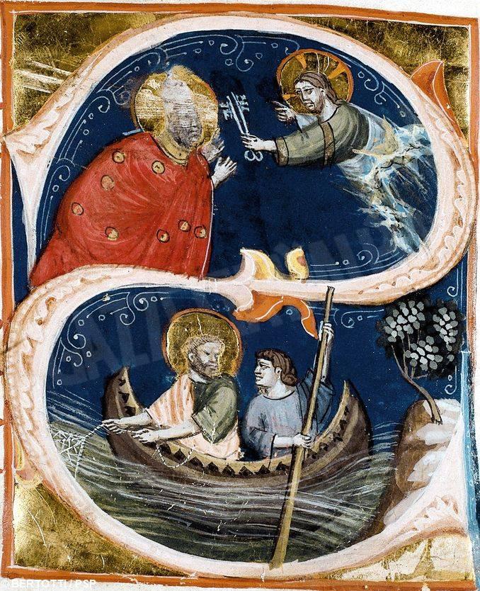 Gesu e Pietro