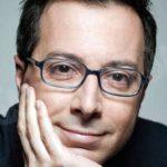 Luca Bianchini, un romanziere nell'auditorium di Monforte