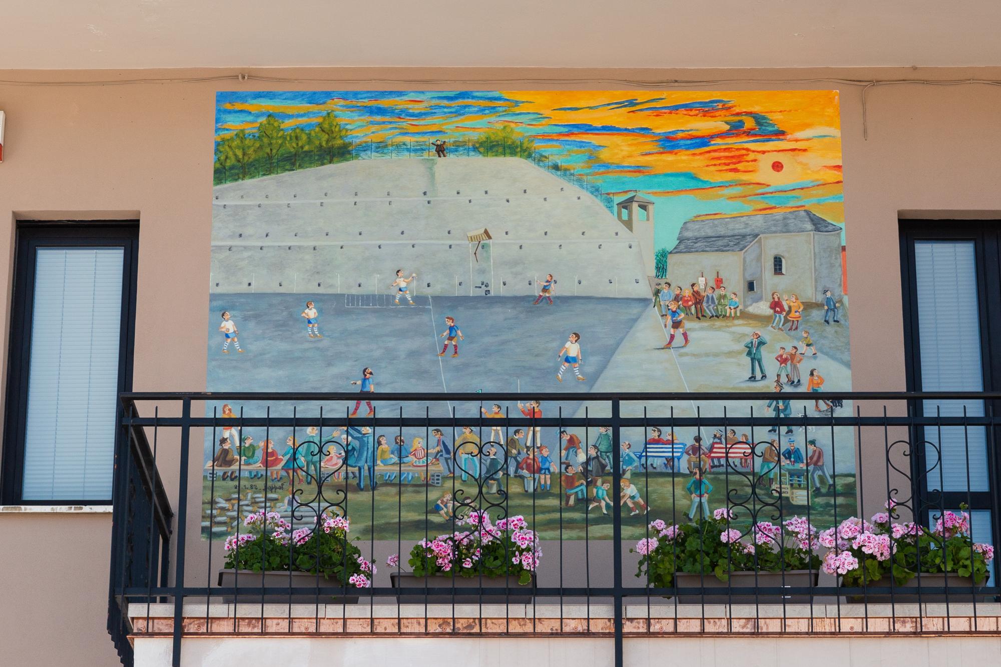 Murales Niella
