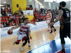 Pallacanestro: la Witt S. Bernardo Alba chiude i play off ai quarti di finale 4