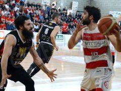 Pallacanestro: la Witt S. Bernardo Alba chiude i play off ai quarti di finale 5