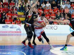 Pallacanestro: la Witt S. Bernardo Alba chiude i play off ai quarti di finale 10