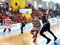 Pallacanestro: la Witt S. Bernardo Alba chiude i play off ai quarti di finale 12