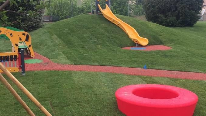 Alba: sabato 18 maggio sarà aperto il nuovo parco inclusivo di corso Langhe
