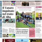 La copertina di Gazzetta d'Alba in edicola martedì 7 maggio