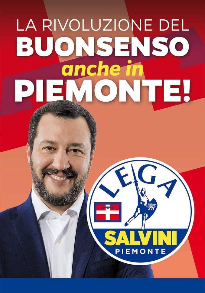 Salvini – Piemonte