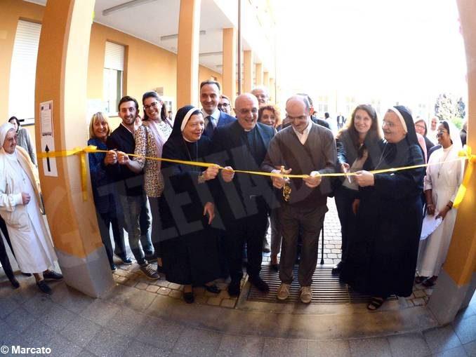 Al Cottolengo di Alba 99 posti per anziani e disabili