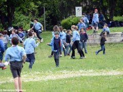 Le foto del raduno scout ad Alba