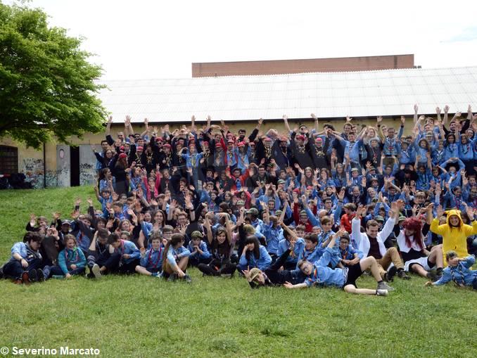 alba scout festa primavera 09