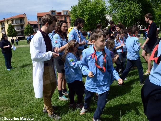 alba scout festa primavera 13