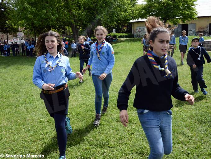 alba scout festa primavera 14