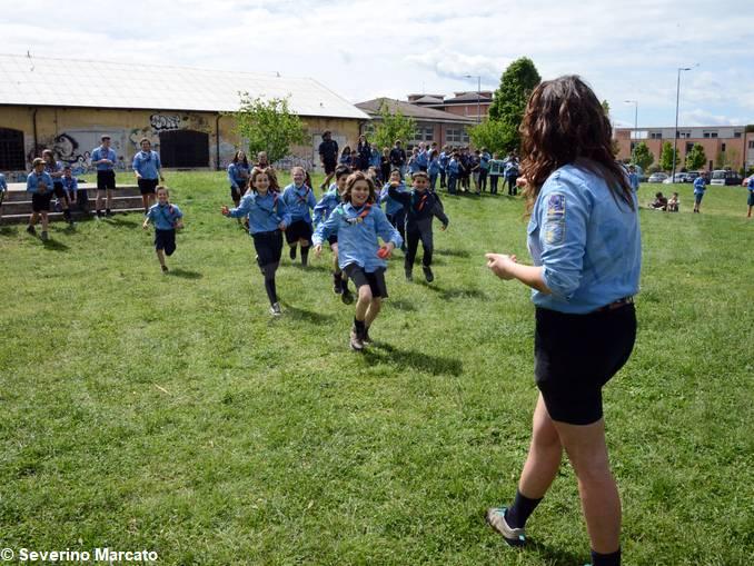 alba scout festa primavera 16