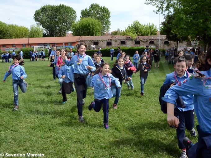 alba scout festa primavera 19