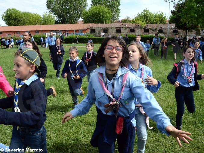 alba scout festa primavera 20