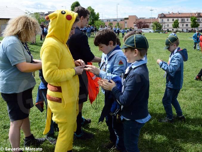 alba scout festa primavera 23