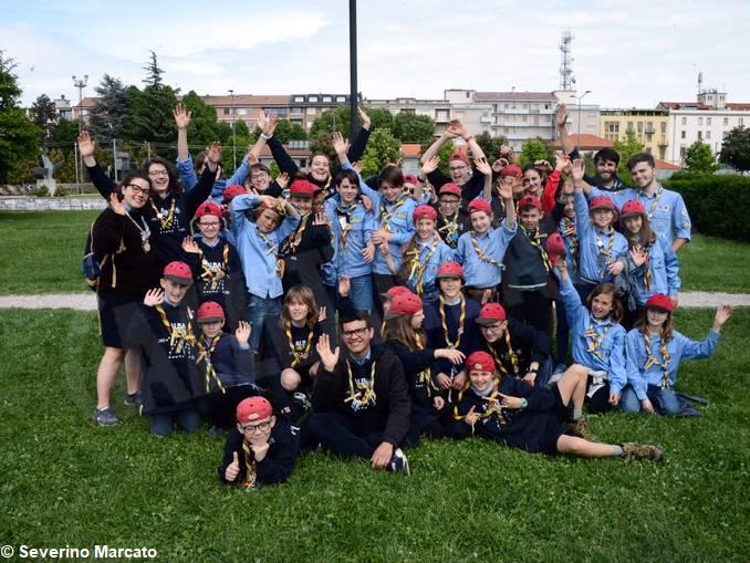 alba scout festa primavera 38