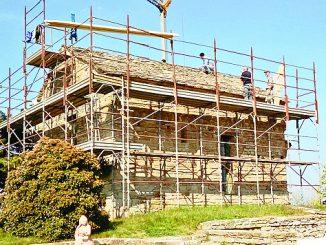 Rifatto il tetto alla pieve di San Sebastiano; ora tocca agli interventi sulla pavimentazione
