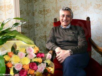 Nella tana di Carlo Bo, nuovo sindaco di Alba, può esplodere l'euforia
