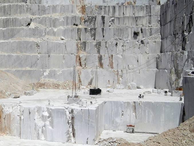 cava marmo