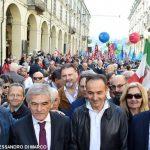 1° maggio: 35mila al corteo di Torino, in piazza 4 candidati regionali