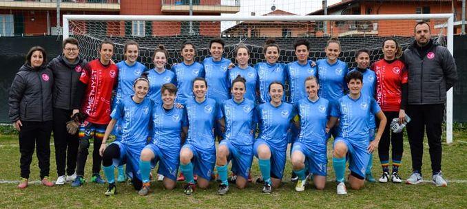 femminile area calcio