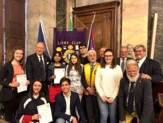 Successo monregalese al Premio eloquenza promosso dal Lions club