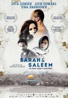 Al cinema Moretta il film Sarah e Saleem del regista  palestinese Muayad Alayan acclamato dalla critica 1
