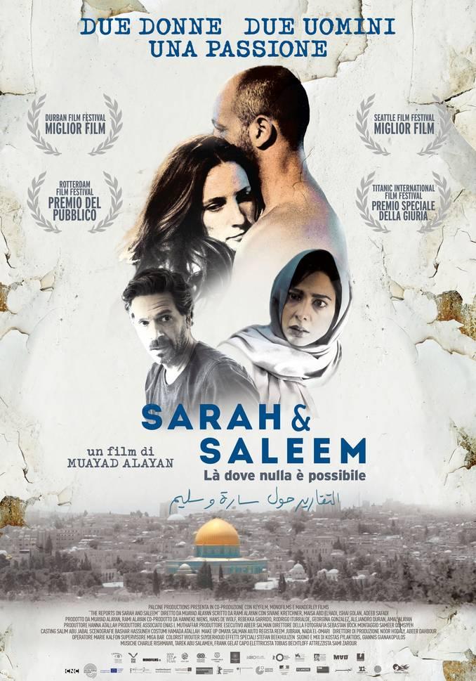 locandina sarah e saleem