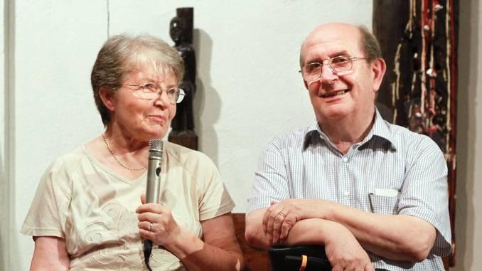 Muore a 76 anni Maria Cerrato, moglie di Ernesto Olivero fondatore del Sermig