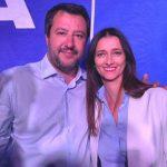 Il vicepremier Matteo Salvini domenica 12 a Bra